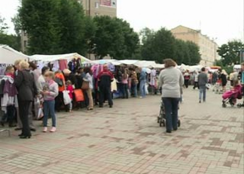 В Смоленске пройдет «Школьный базар»