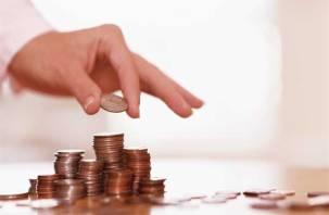 Бюджет Смоленска исполнен на треть