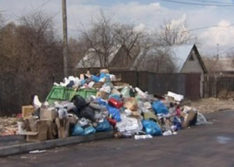 Администрация Смоленска дала разъяснения относительно вывоза мусора из частного сектора