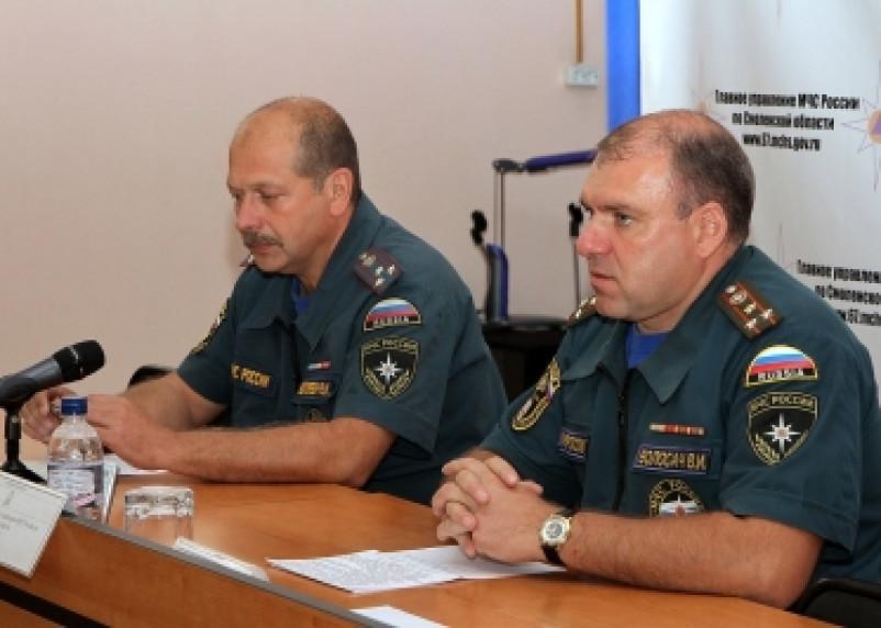 89 процентов школ Смоленской области соответствуют требованиям пожарной безопасности