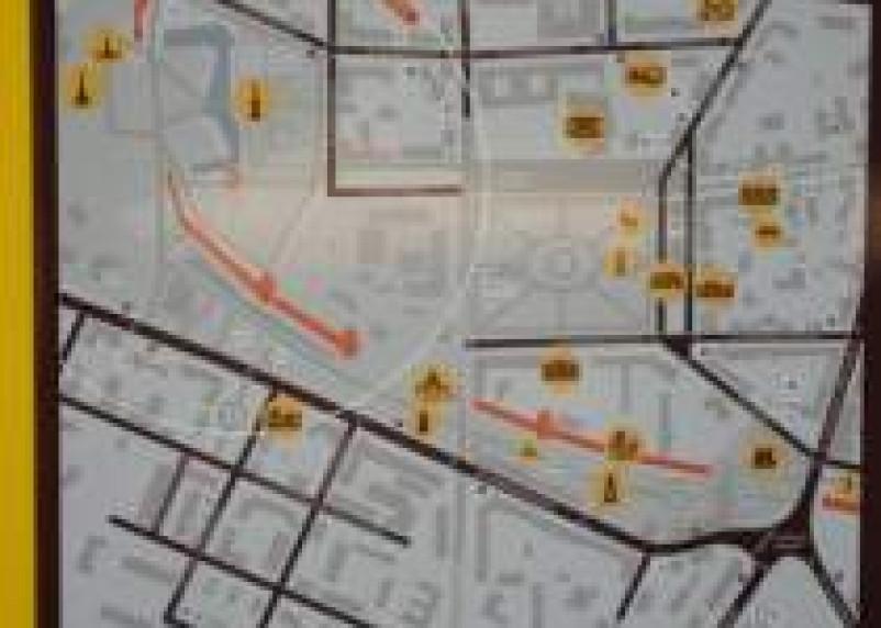 В Смоленске создается система навигации для туристов