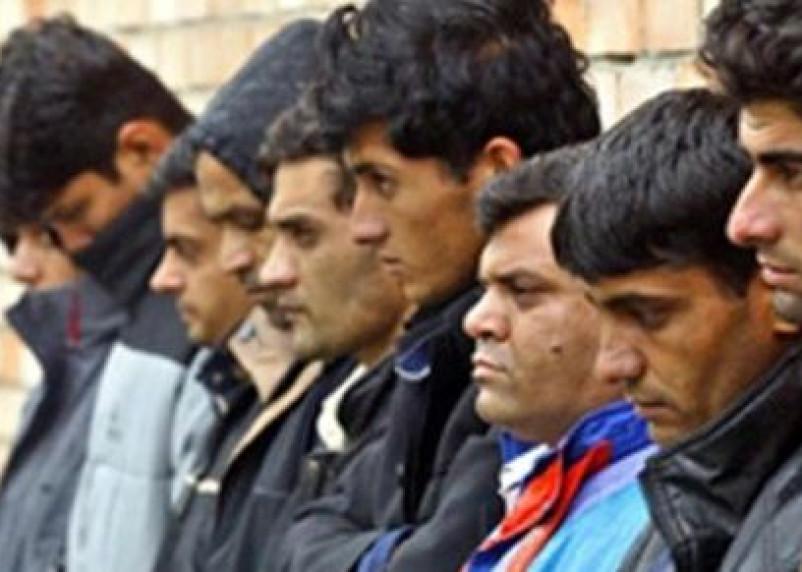 Из Смоленской области депортировали 10 нелегалов