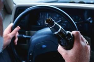 В Смоленской области задержан пьяный полицейский