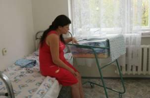 В четыре раза. В России зафиксировано сокращение материнской смертности