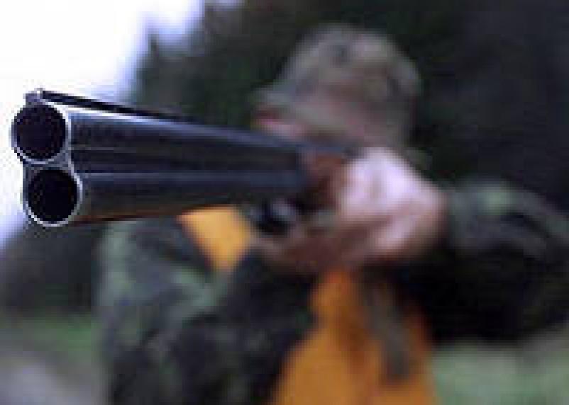 Смолянин разрядил ружье в друга