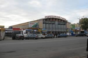 Полицейские «зачистили» Заднепровский рынок в Смоленске