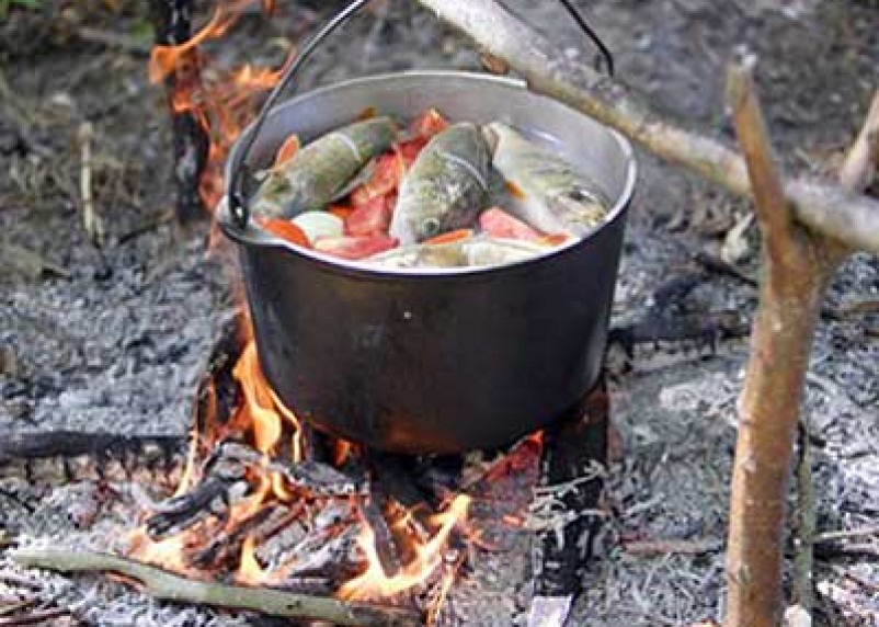 17 августа в Смоленске пройдет фестиваль «Рыбацкая кухня»
