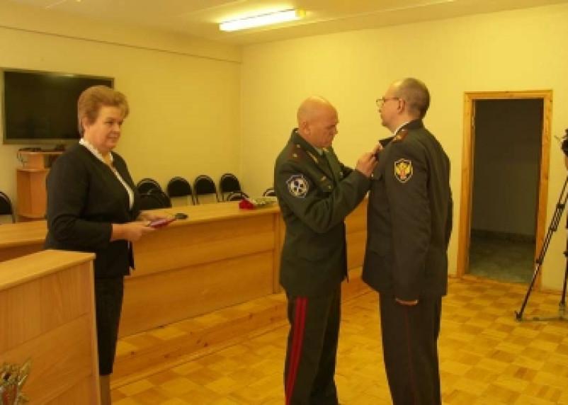 Смолянин награжден орденом «За заслуги перед Отечеством»