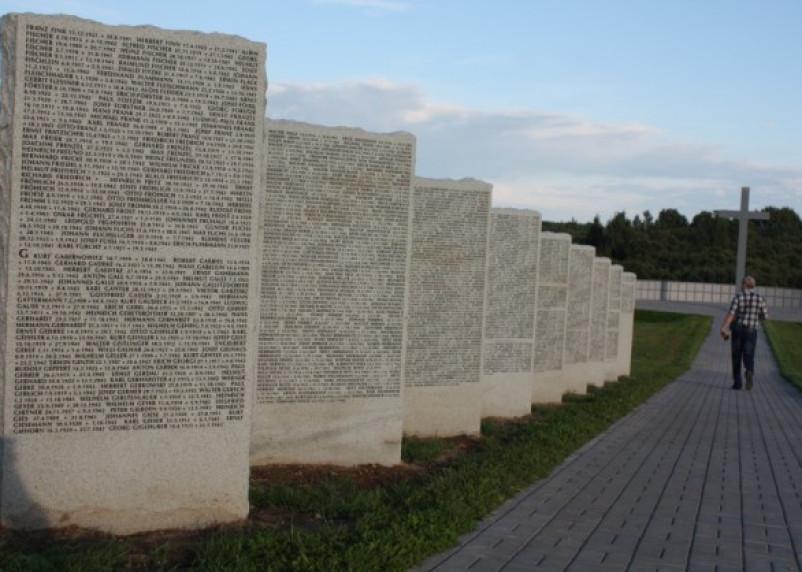 Немецкое кладбище в Духовщине: мир праху?