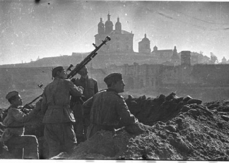 Чтобы помнили: как освобождали Смоленск