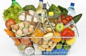 В Смоленской области повысились цены на некоторые продукты