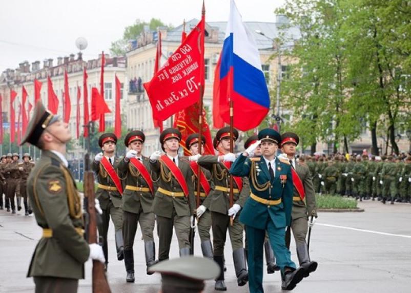 В параде 25 сентября в Смоленске примут участие 10 единиц боевой техники
