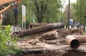 Тепловые сети в Смоленске продолжают ветшать