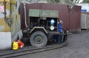 В Смоленской области изъяли более 40 тысяч тонн контрафактных нефтепродуктов