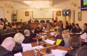Стал известен список избранных депутатов в Смоленскую облдуму