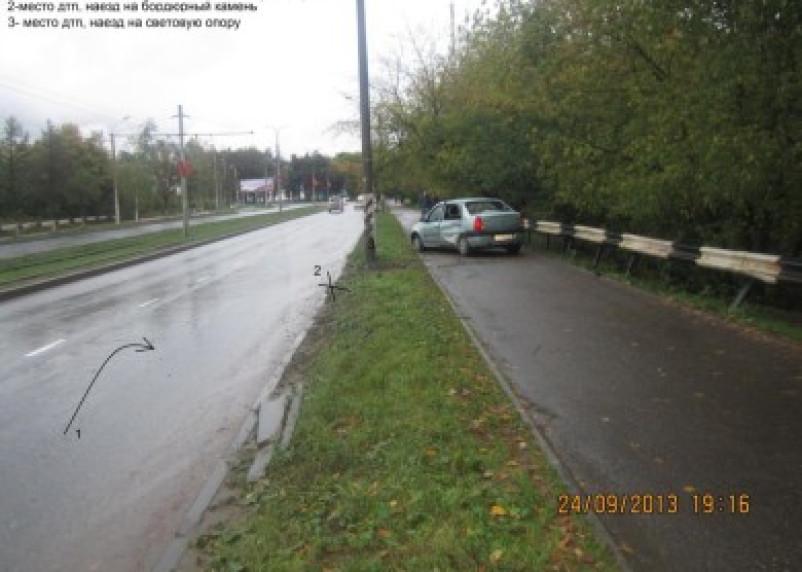 Ухудшение погодных условий приводит к росту аварийности на дорогах