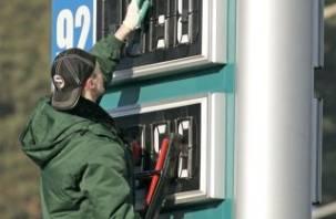 В Смоленской области подорожали все марки автомобильного топлива