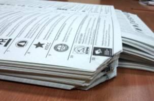 В Смоленской области выявлены фальсификации на выборах в областную Думу