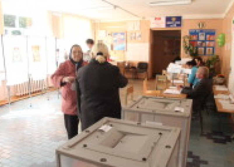 Явка избирателей в Смоленской области превысила 10 процентов