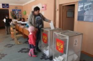 Явка на выборах в Смоленскую облдуму остается низкой