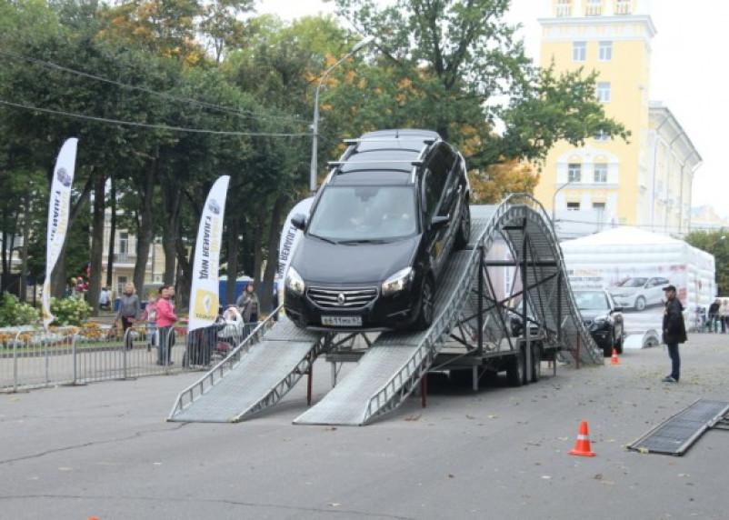 В Смоленске прошли Дни Renault