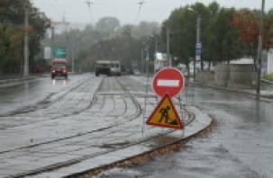Движение трамваев по Дзержинке возобновится 5 октября?