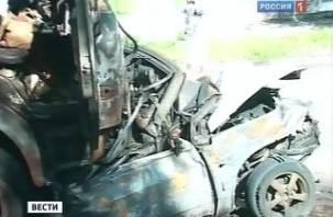Четверо смолян погибли в ДТП под Москвой
