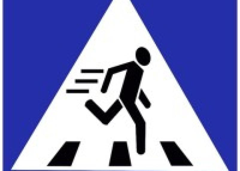 В Смоленске началась акция «Пешеход»