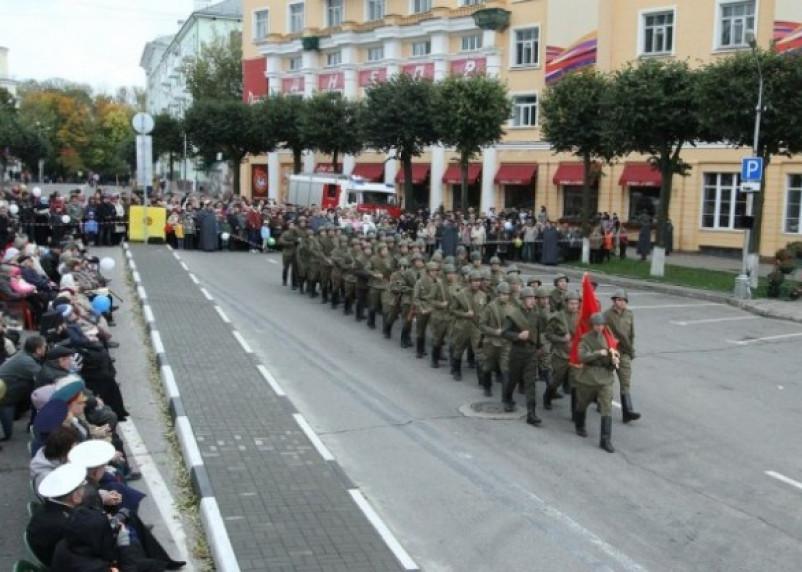 Празднование освобождения Смоленска: ФОТОРЕПОРТАЖ
