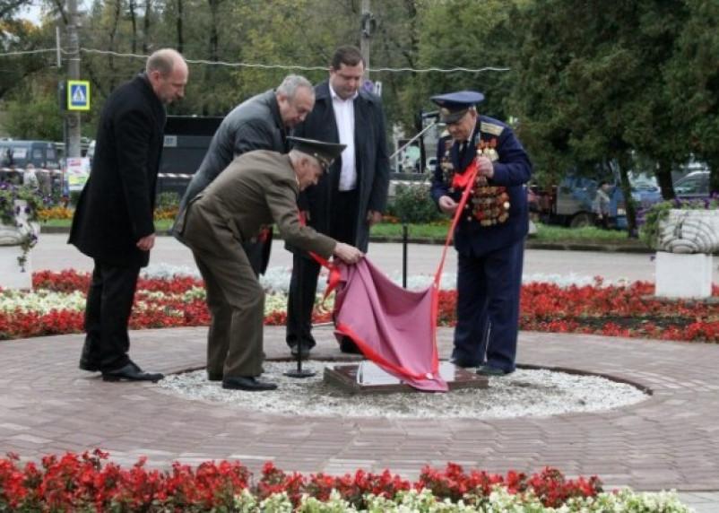 В Смоленске заложили памятник воинам-освободителям