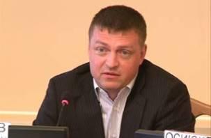 Сити-менеджера Смоленска Николая Алашеева опросили полицейские