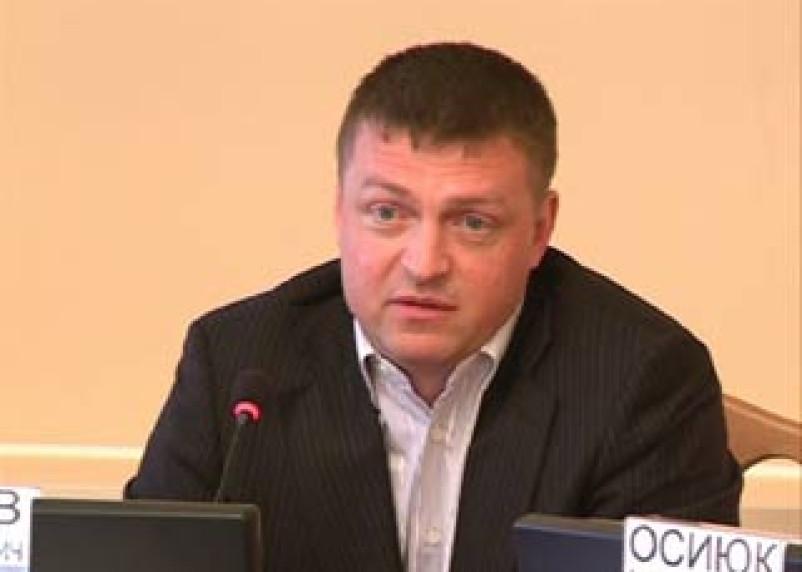 Трудовая книжка Николая Алашеева «ушла» из городской администрации?