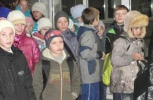 Дети из подтопленных районов Амурской области вернулись домой