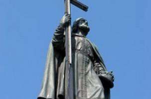 В Смоленске может появиться памятник святому князю Владимиру