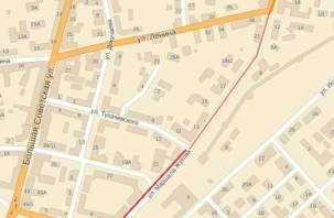 Улицу Жукова в Смоленске перекроют на месяц