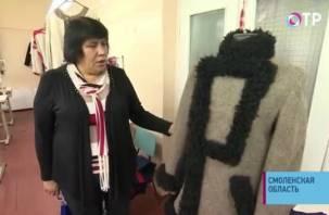 В Еришчском районе наладили производство одежды для казаков