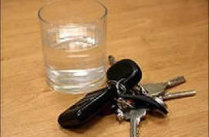 Смоленские водители стали чаще пить за рулем