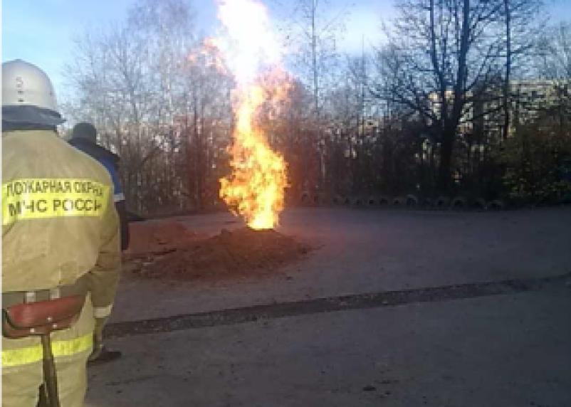 В микрорайоне Кловка полторы тысячи человек остались без газа