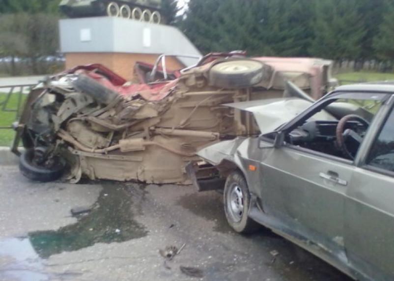 В ДТП в Ельнинском районе погиб человек