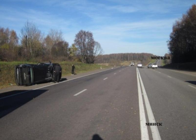 Выезд на встречную полосу повлек ДТП с участием трех автомобилей