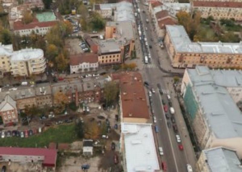 ГИБДД предлагает установить еще один светофор на Большой Советской