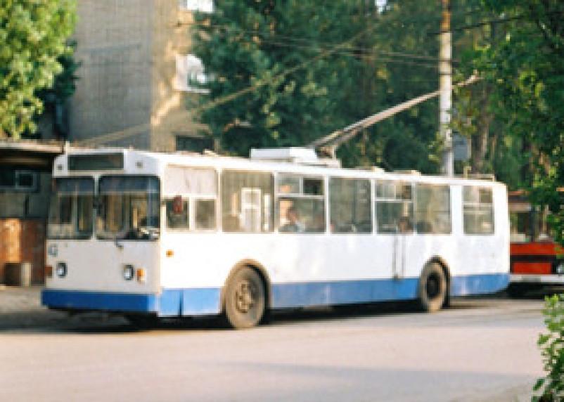 Движение троллейбусов по улице Кирова возобновится 15 октября