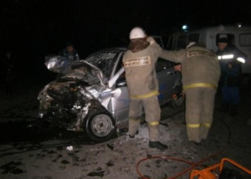 В ДТП под Рославлем погибло три человека
