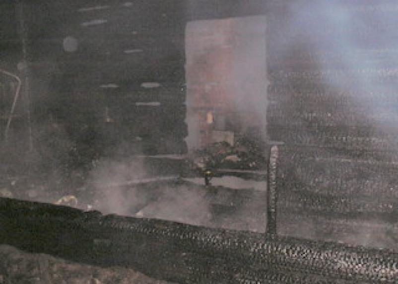 Цыгане убили и сожгли стариков в Демидовском районе