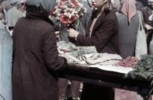 Смолянам показали фильм про город в годы оккупации