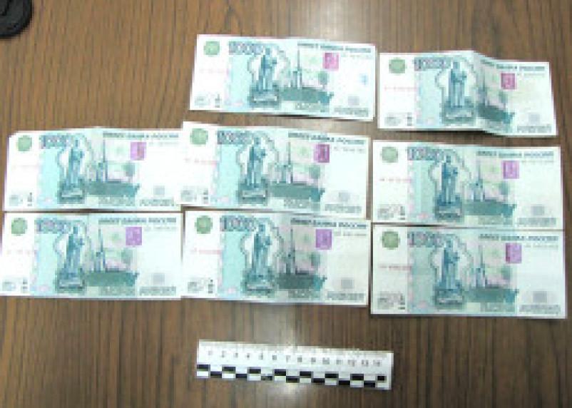В Смоленской области за взяточничество задержали полицейского из Москвы