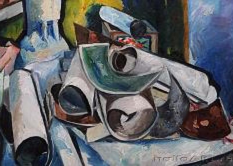 Экспонат из Смоленской художественной галереи попал в Третьяковку