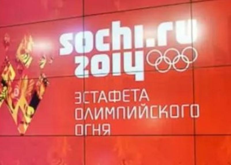 Олимпийский огонь внесет коррективы в дорожное движение