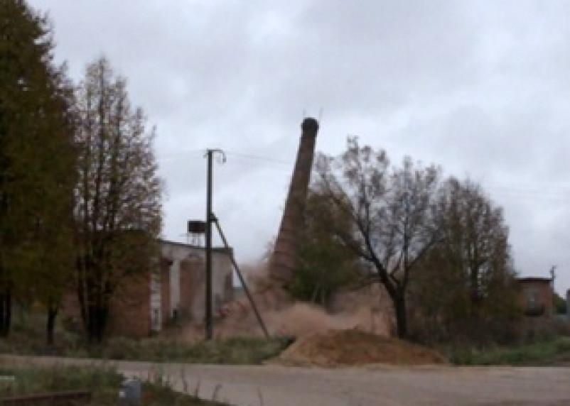 В Смоленском районе прогремел взрыв