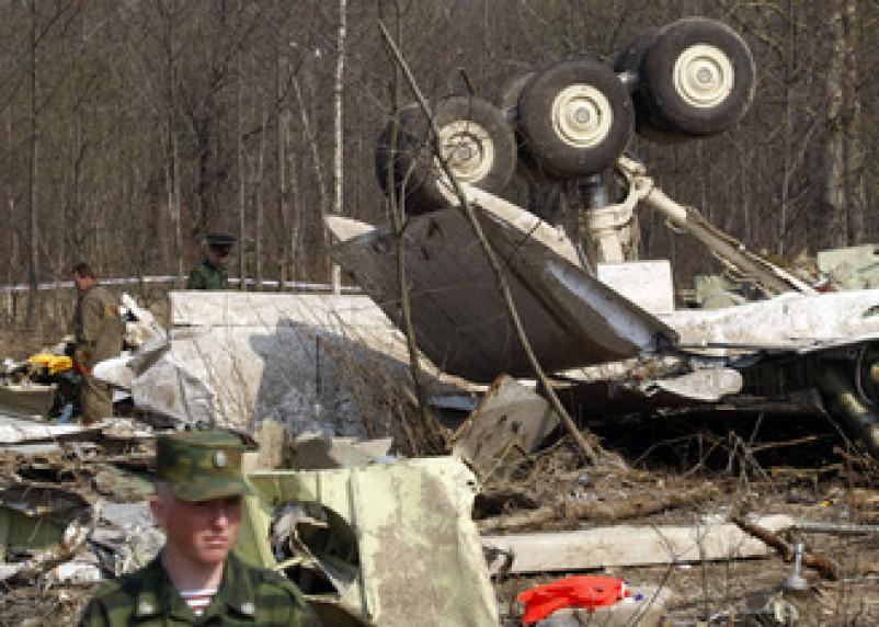 В Польше начался суд над чиновниками, причастными к авиакатастрофе под Смоленском